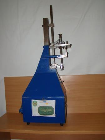 Модель опиловочного станка