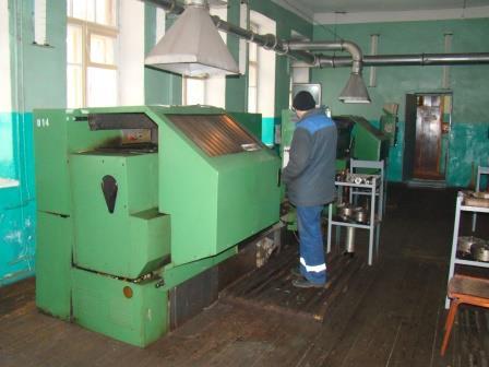 УП мастерская станков с ПУ