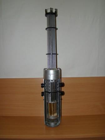 Макет атомного реактора