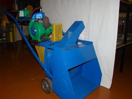 Модеот снегоуборочная машина